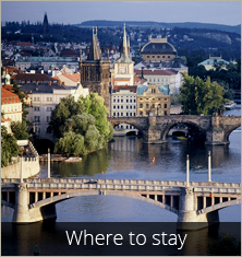 Prague where to stay
